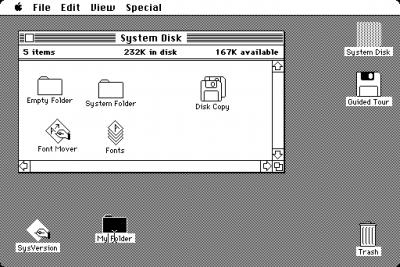 (1984) Mac OS X