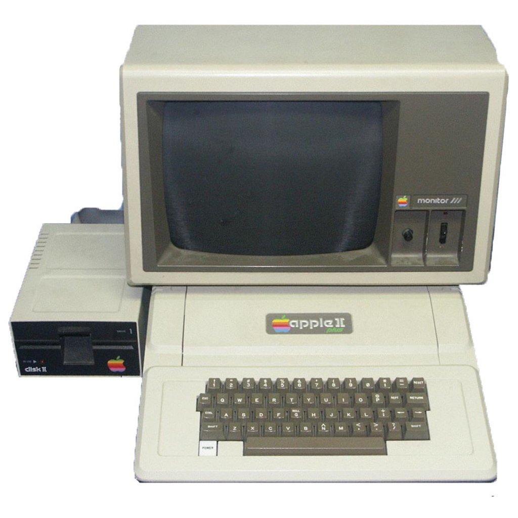 (1978) Apple II plus