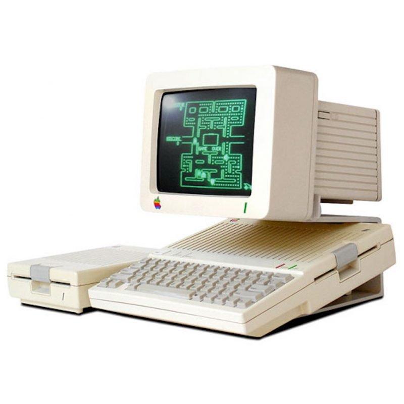 (1984) Apple IIc