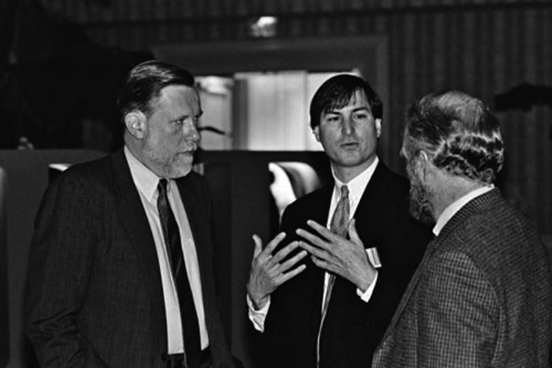 (1985) Chuck Geschke & John Warnock (Adobe)