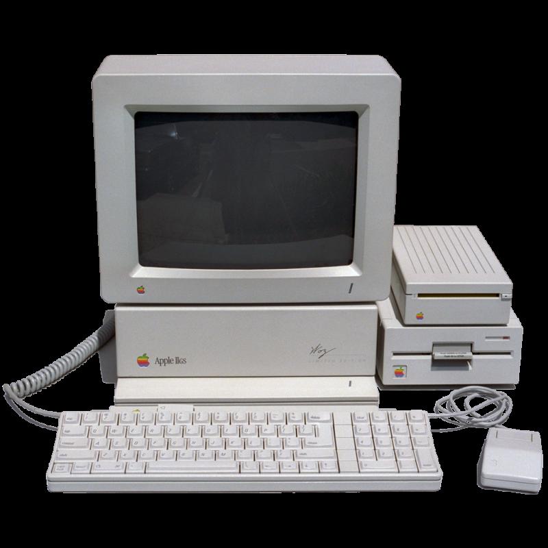 (1986) Apple IIgs