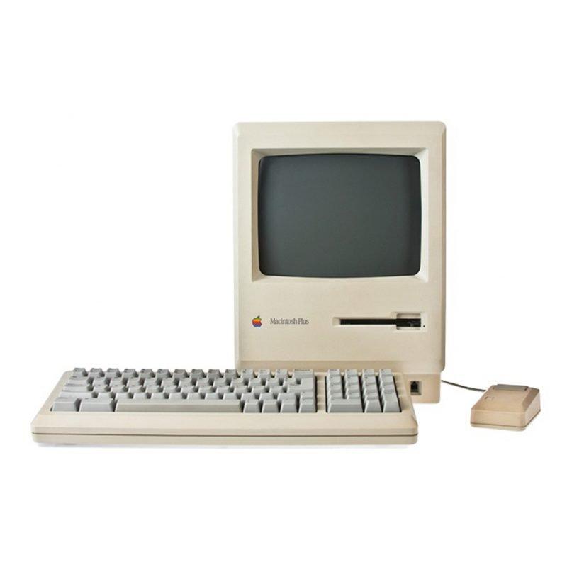 (1986) Macintosh Plus