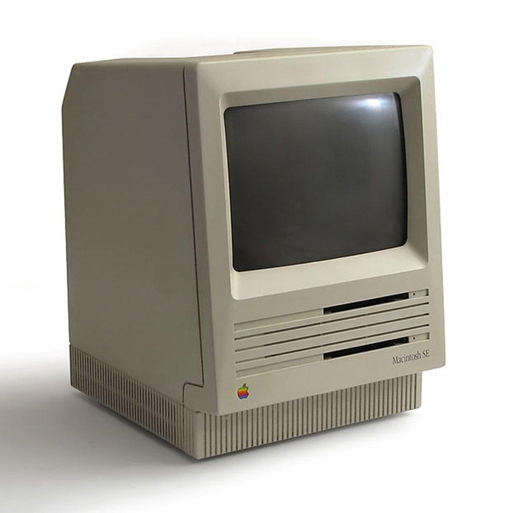 (1989) Macintosh SE FDHD