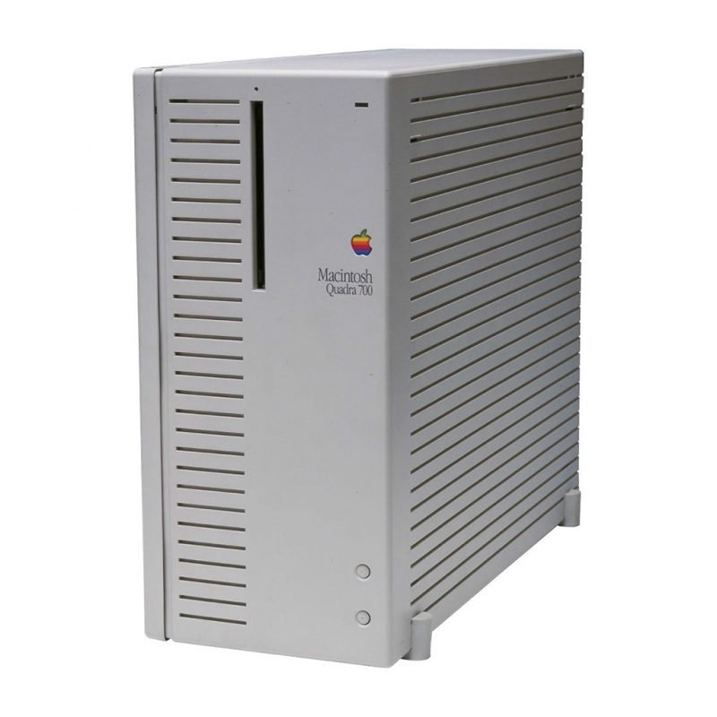 (1991) Mac Quadra 700