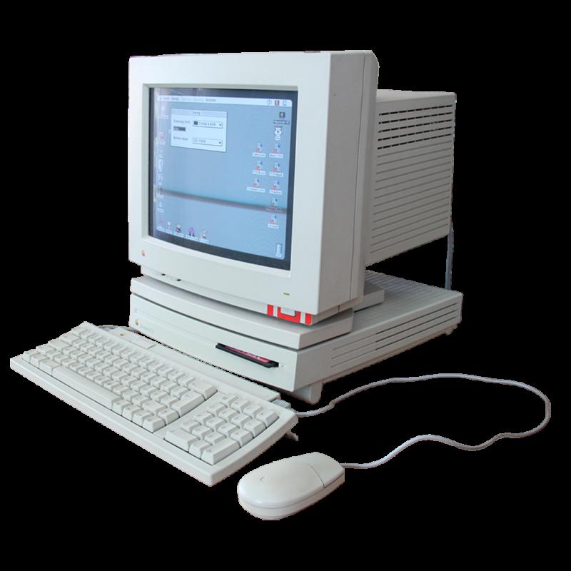 (1992) Macintosh LC II
