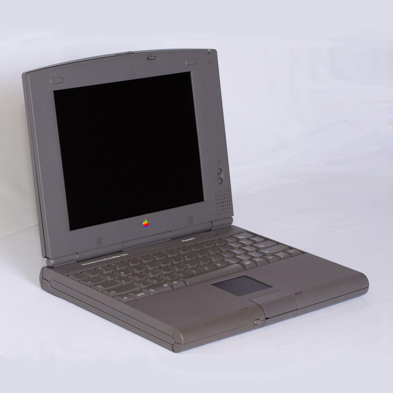 (1992) PowerBook Duo 210