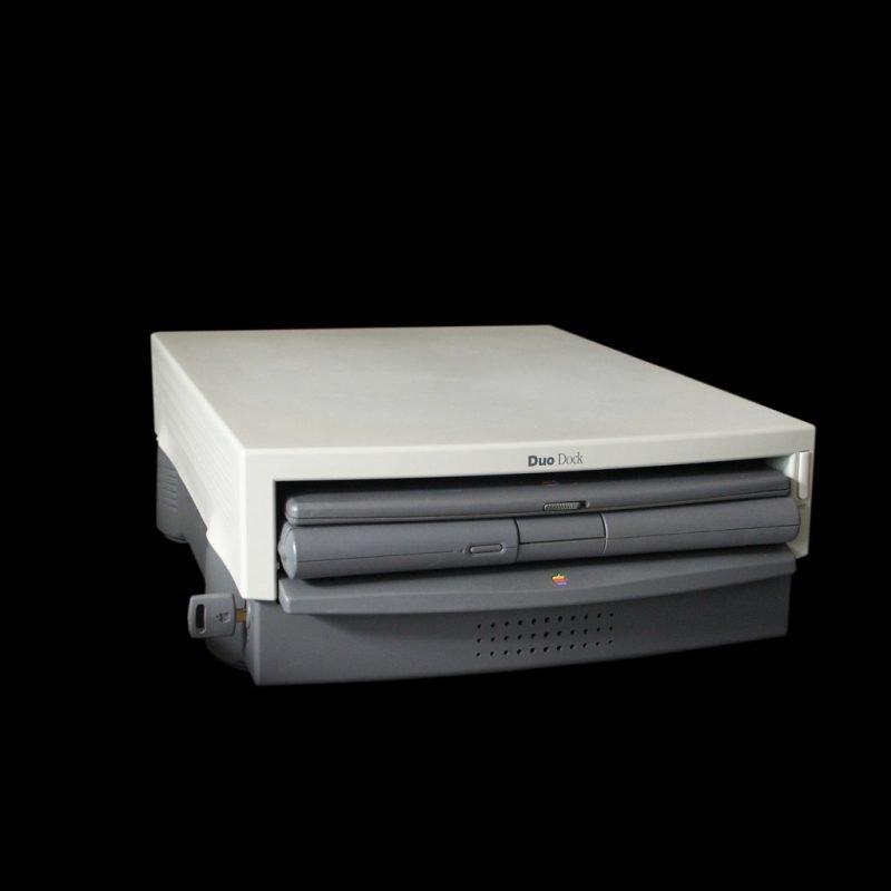 (1992) Powerbook Duo Dock