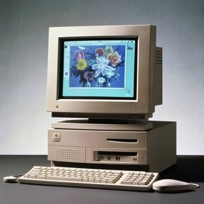 (1993) Macintosh Centris 610