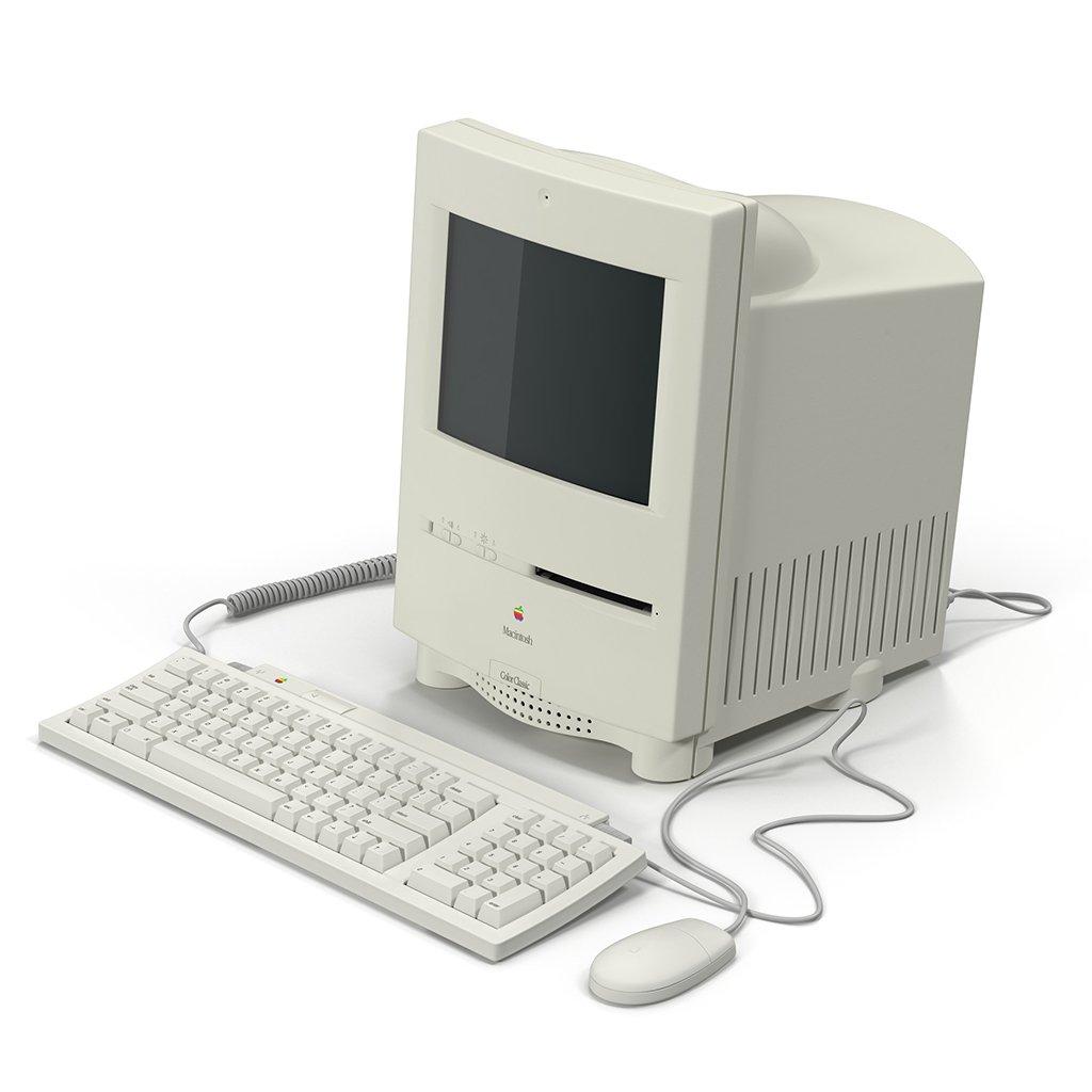 (1993) Macintosh Color Classic
