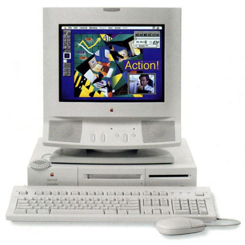 (1993) Macintosh Quadra 660av