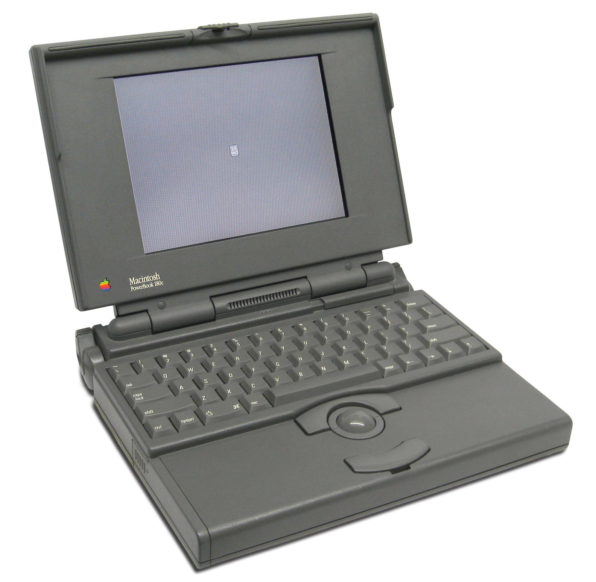 (1993) PowerBook 180c