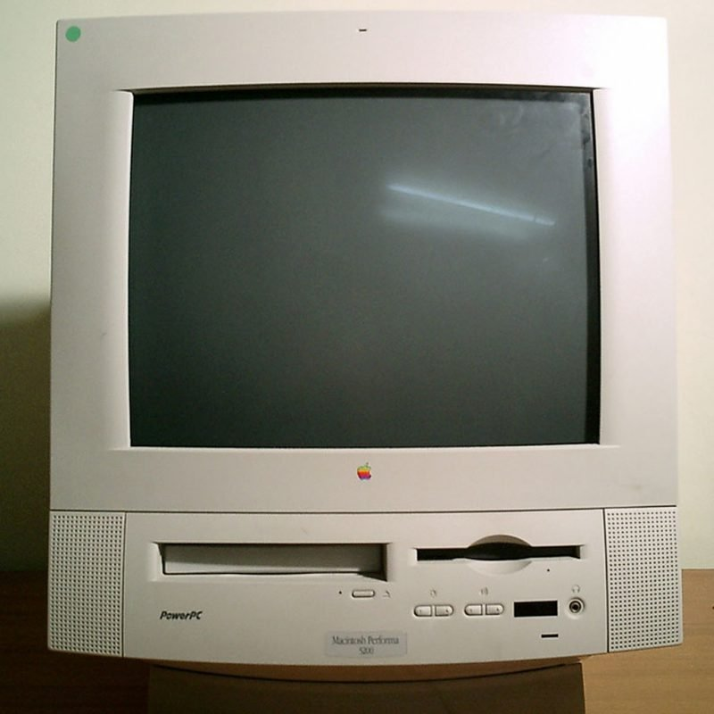 (1995) Power Macintosh 5200 LC