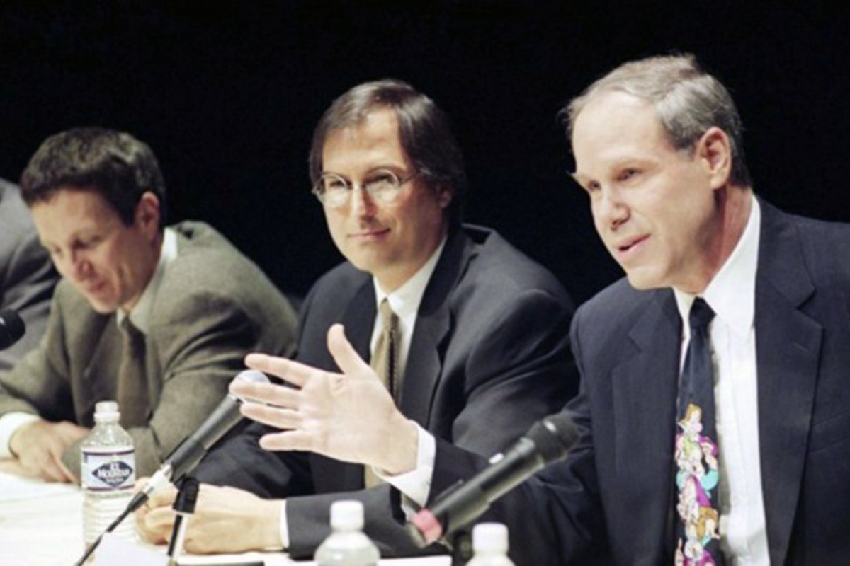 (1996) Michael Eisner