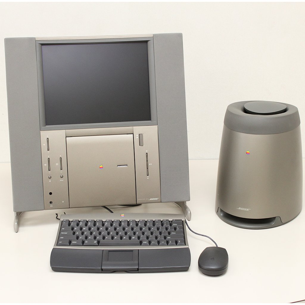 (1997) 20th Anniversary Macintosh