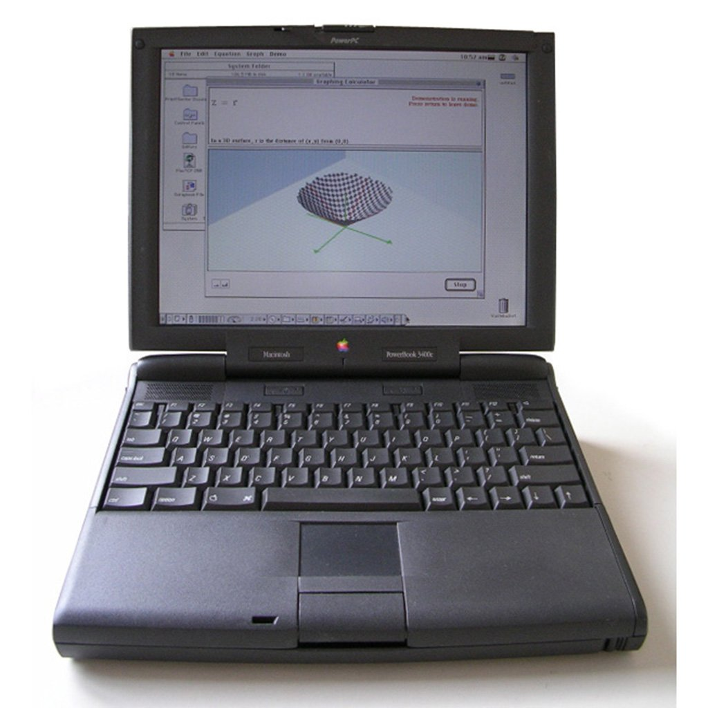 (1997) PowerBook 3400c