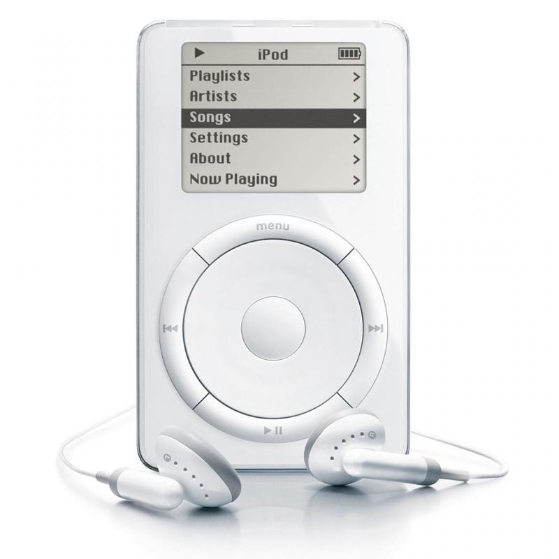 (2001) iPod