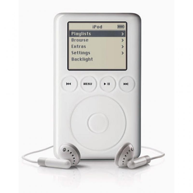 (2003) iPod (Dock Connector)