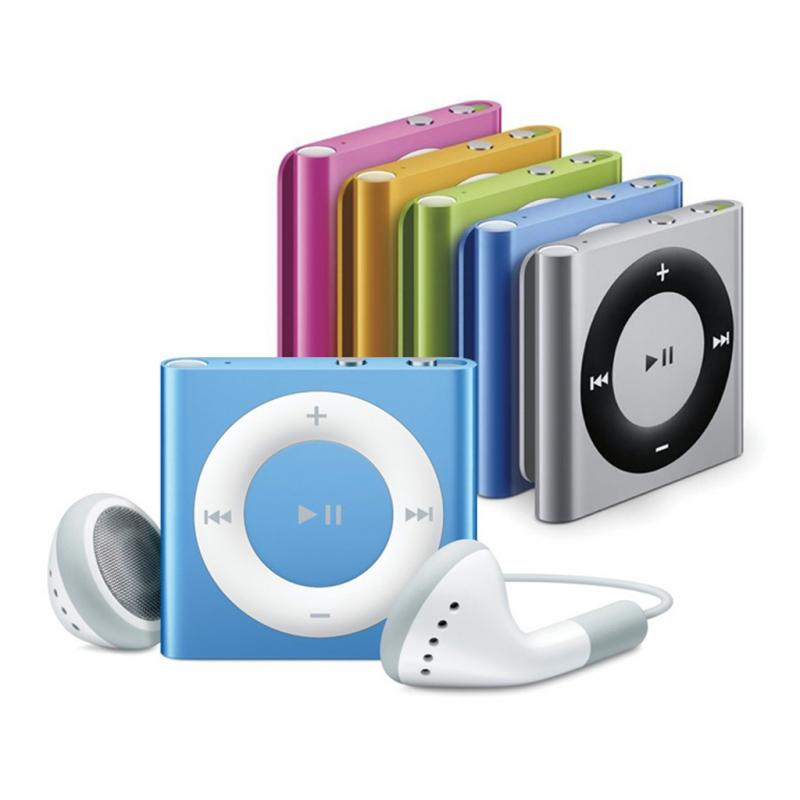 (2010) iPod Shuffle (4th Gen)