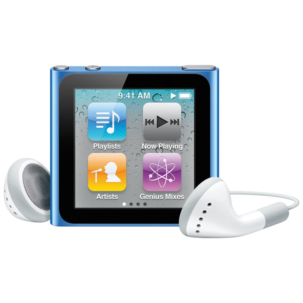 (2010) iPod nano (6th Gen)