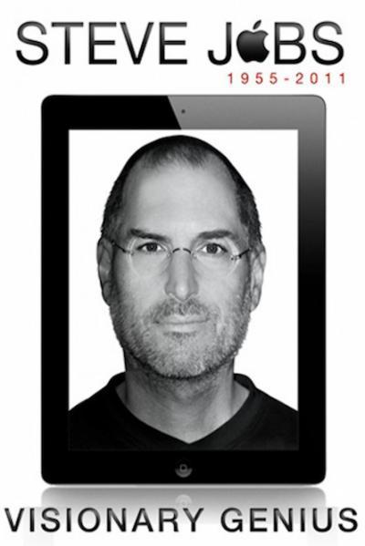 Steve Jobs Visionary Genius