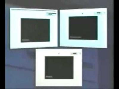 Apple Back on Track 1998: Steve Jobs introduces first iMac