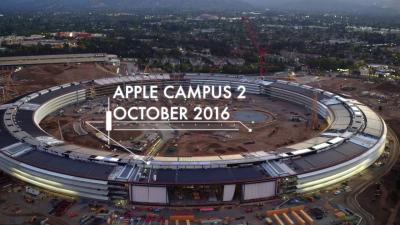 Apple Campus 2: ecco l'aggiornamento sullo stato dei lavori [Video]