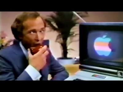 Apple II featuring Dick Cavett – Apples (1981)