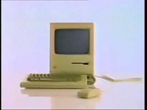 Apple Macintosh – Computer for the Rest of Us 3 (1984)
