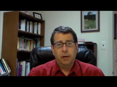 Dr. Steve Gallop talks about behavioral optometry and vision therapy