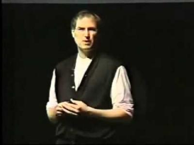 Macworld 1997: The return of Steve Jobs