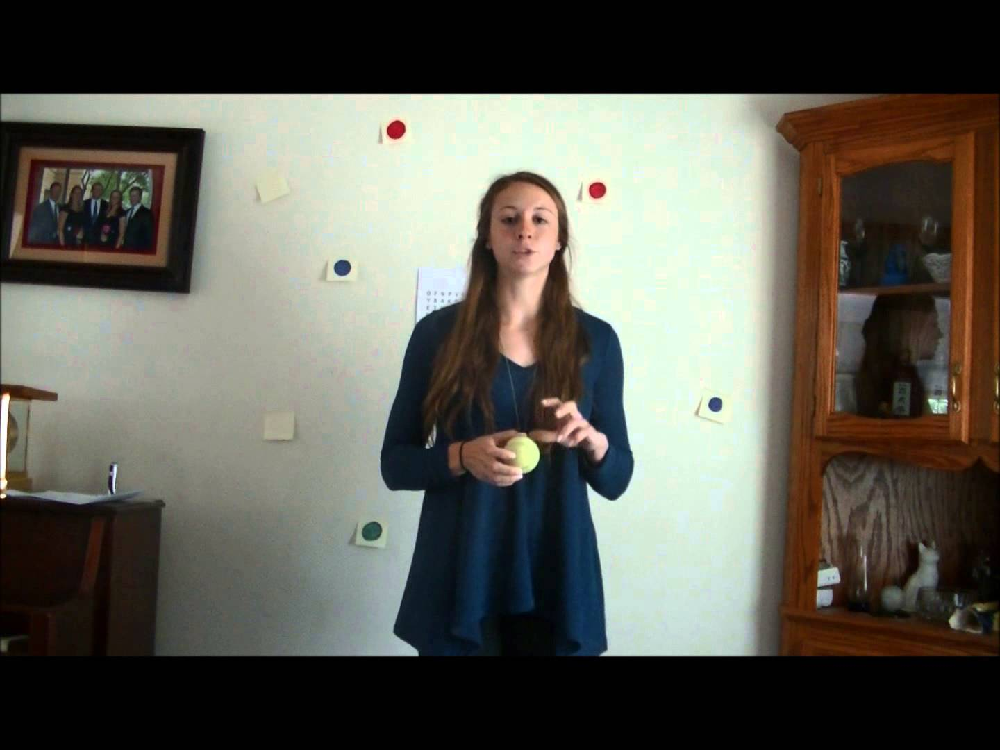 PV Week 2: Sports Vision Therapy