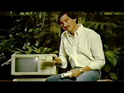 Steve Jobs featured in Lisa promo video – Soul of a New Machine (1983)