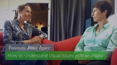 Traumatic Brain Injury: Dr. Laurie Chaikin Explains Vision & Balance Problems