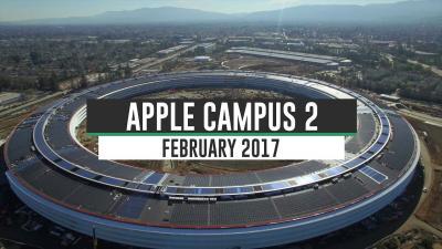 Apple Campus 2: Il video sugli ultimi progressi e l'aggiunta degli alberi