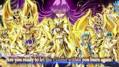 """I Cavalieri dello Zodiaco sul vostro iPhone con il nuovo """"Saint Seiya Cosmo Fantasy""""! [Video]"""