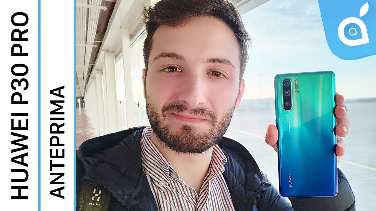 Recensione Huawei P30 Pro: lo smartphone che vorrei nel 2019